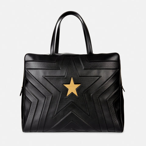 Stella McCartney Stella Star Travel Bag-Womens Luggage-Stella McCartney-Unicorn Goods