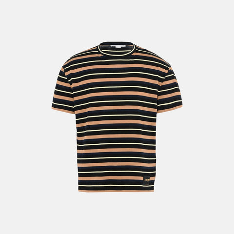 Stella McCartney Striped T-Shirt-Mens T-shirt-Stella McCartney-Unicorn Goods