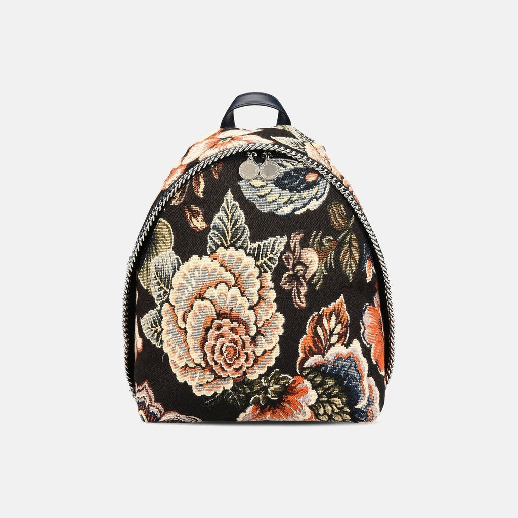 Stella McCartney Tapestry Small Backpack-Womens Backpack-Stella McCartney-Unicorn Goods