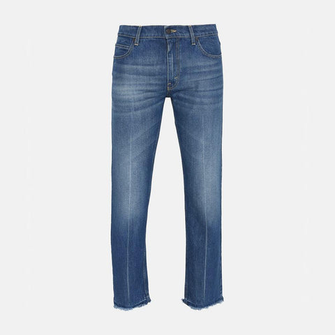 Stella McCartney Vintage Denim Straight Leg Jeans-Mens Jeans-Stella McCartney-Unicorn Goods