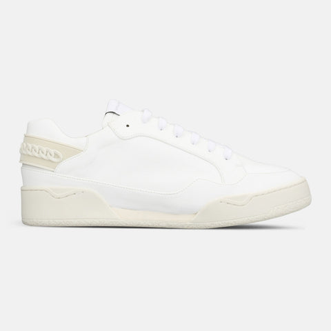 Stella McCartney White Alter Nappa Chain Sneakers-Womens Sneakers-Stella McCartney-Unicorn Goods