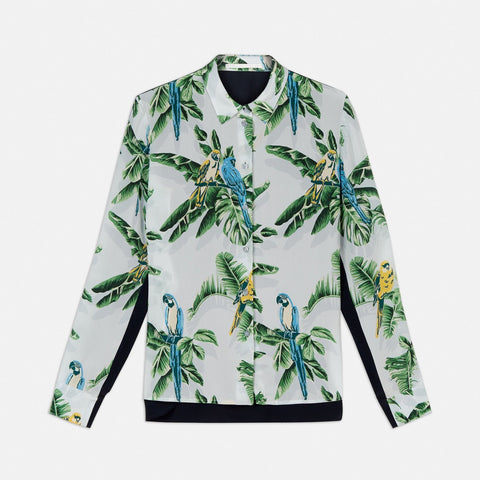 Stella McCartney Wilson Paradise Shirt-Womens Shirt-Stella McCartney-Unicorn Goods