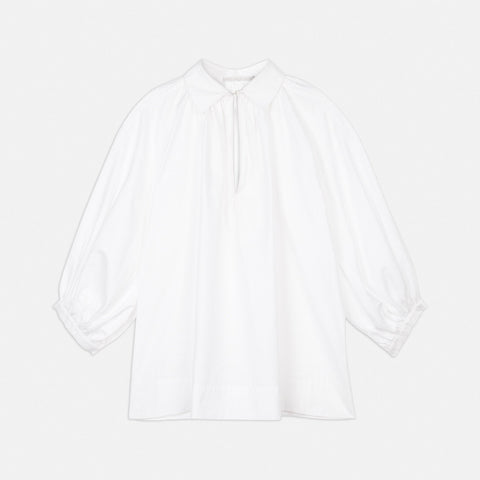 Stella McCartney Yael White Shirt-Womens T-shirt-Stella McCartney-Unicorn Goods