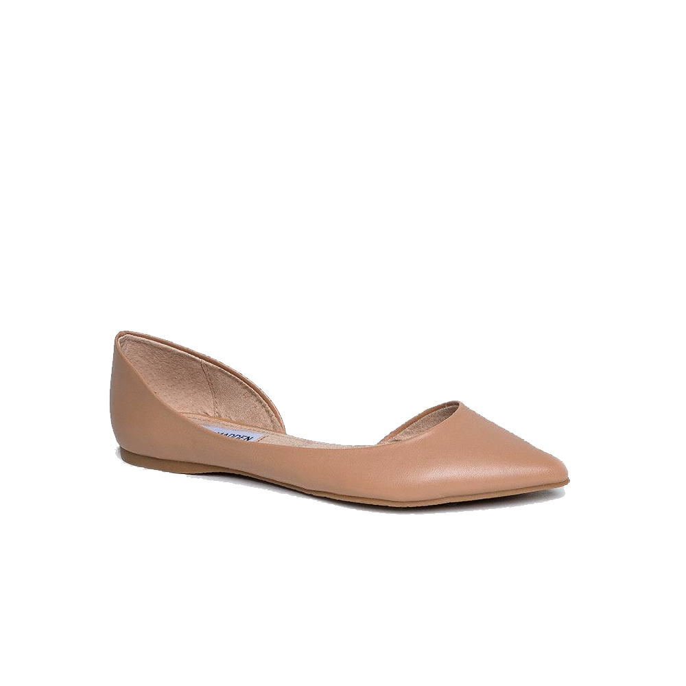 Steve Madden Elusion Flat in Nude-Womens Flats-Zoo Shoo-Unicorn Goods