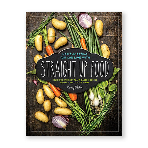 Straight Up Food-Cookbook-Amazon-Unicorn Goods