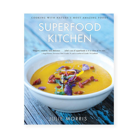 Superfood Kitchen-Cookbook-Amazon-Unicorn Goods