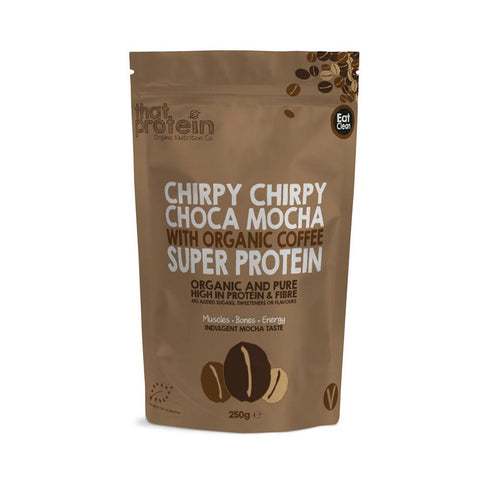 That Protein Chirpy Chirpy Choca Mocha Super Protein-Food - Protein-That Protein-Unicorn Goods