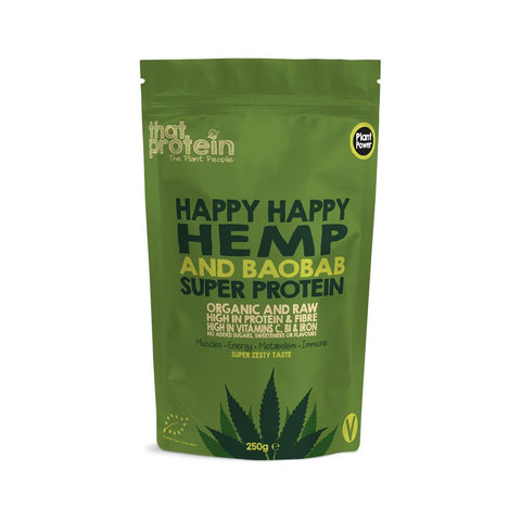That Protein Happy Happy Hemp and Baobab Super Protein-Food - Protein-That Protein-Unicorn Goods