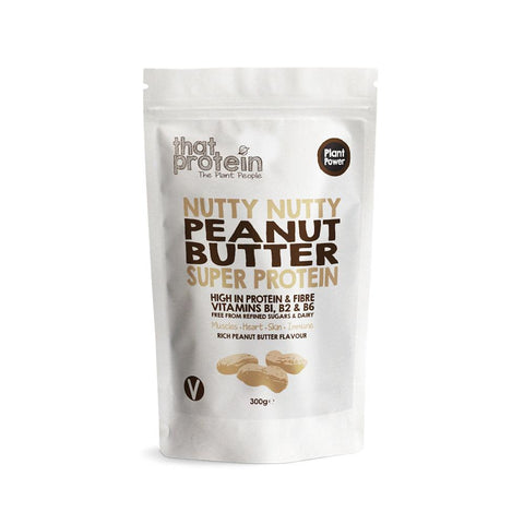 That Protein Nutty Nutty Peanut Butter Super Protein-Food - Protein-That Protein-Unicorn Goods