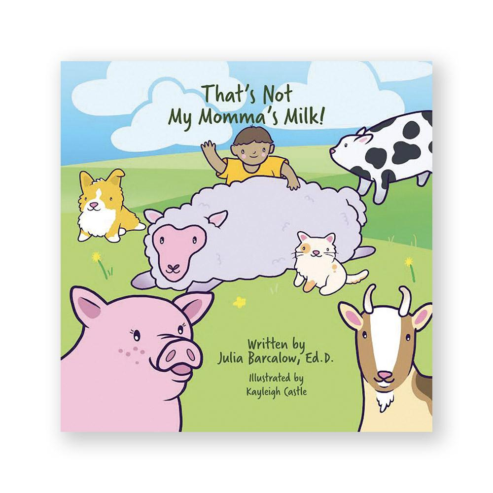 That's Not My Momma's Milk!-Kids - Book-Amazon-Unicorn Goods