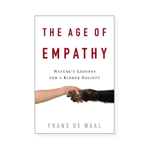 The Age of Empathy-Nonfiction-Amazon-Unicorn Goods
