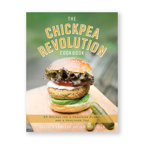 The Chickpea Revolution Cookbook-Cookbook-Amazon-Unicorn Goods
