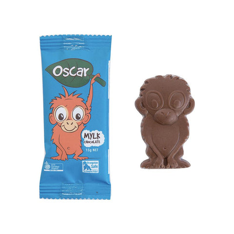 The Chocolate Yogi Oscar Mylk Chocolate Bar-Chocolate-The Chocolate Yogi-Unicorn Goods