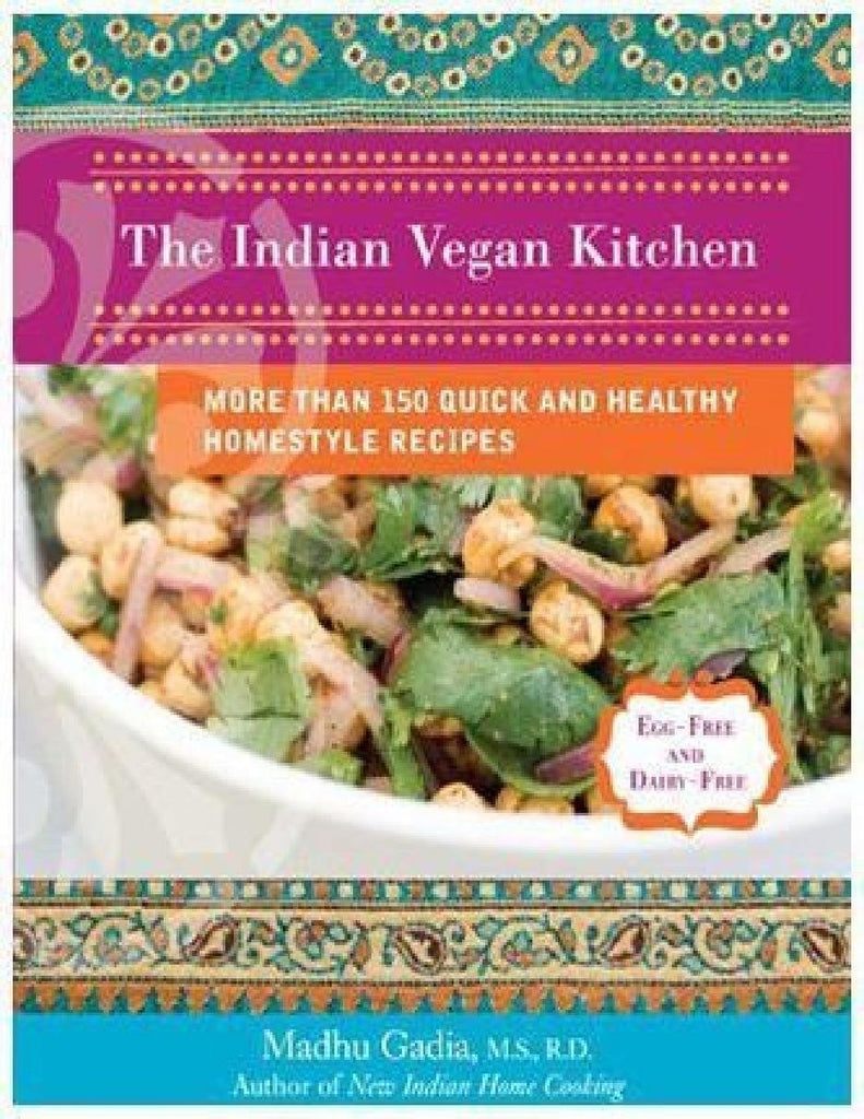 The Indian Vegan Kitchen-Cookbook-Amazon-Unicorn Goods