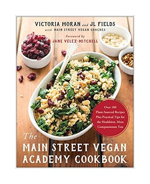 The Main Street Vegan Academy Cookbook-Cookbook-Amazon-Unicorn Goods