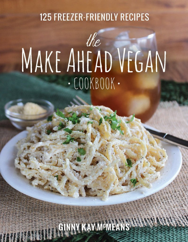 The Make Ahead Vegan Cookbook-Cookbook-Books-A-Million-Unicorn Goods