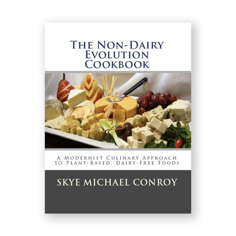 The Non-Dairy Evolution Cookbook-Cookbook-Amazon-Unicorn Goods