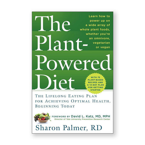 The Plant-Powered Diet-Nonfiction-Amazon-Unicorn Goods