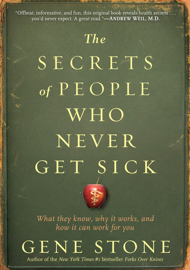 The Secrets of People Who Never Get Sick-Nonfiction-Unicorn Goods-Unicorn Goods
