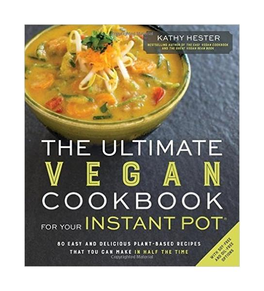 The Ultimate Vegan Cookbook for Your Instant Pot-Cookbook-Amazon-Unicorn Goods