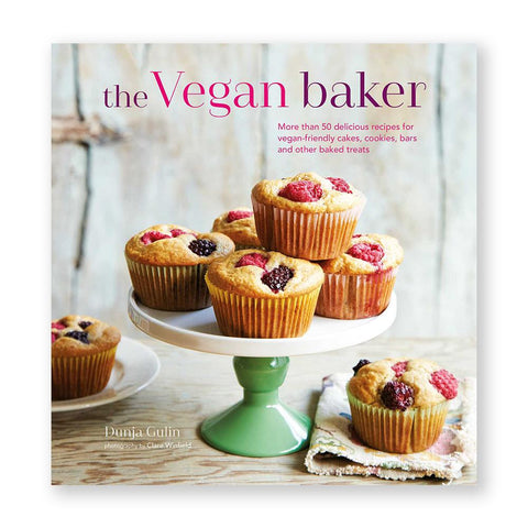 The Vegan Baker-Cookbook-Amazon-Unicorn Goods