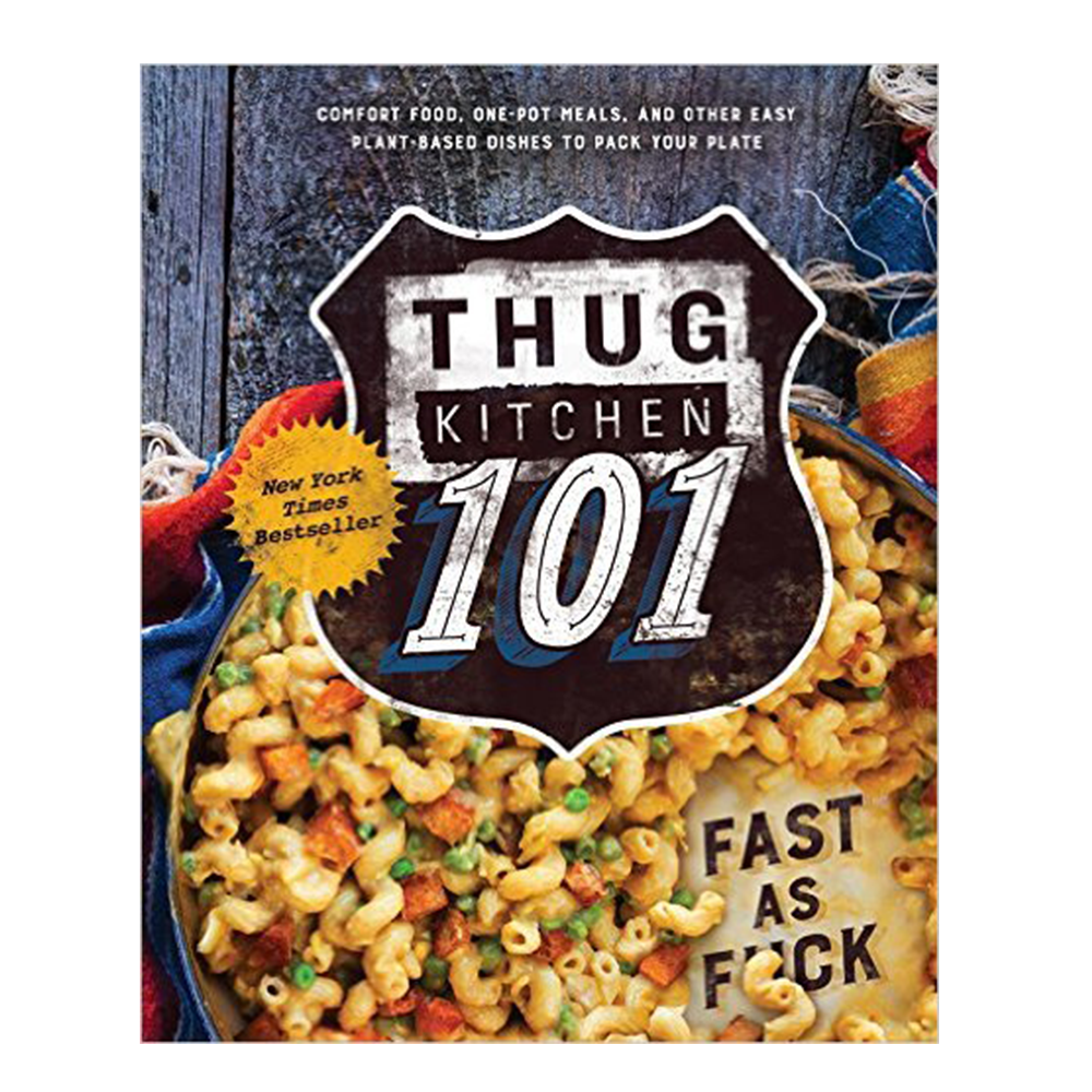 Thug Kitchen 101: Fast as F*ck-Cookbook-Amazon-Unicorn Goods