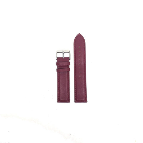 TIVC Watch Band in Burgundy-Unisex Watch-TIVC-Unicorn Goods