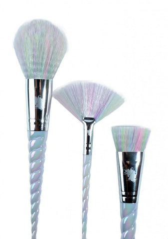 Unicorn Cosmetics Unicorn Lashes Brush Set-Makeup - Brushes-Dolls Kill-Unicorn Goods
