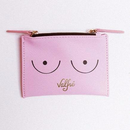 Valfré Titties Coin Wallet-Womens Utility Bag-Valfre-Unicorn Goods