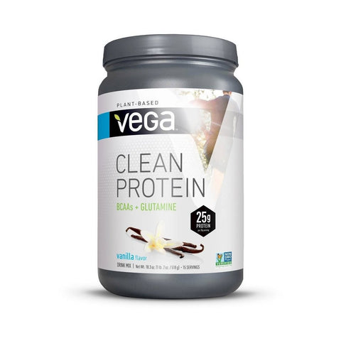 Vega Clean Protein Vanilla Protein Powder-Food - Protein-Food-Unicorn Goods