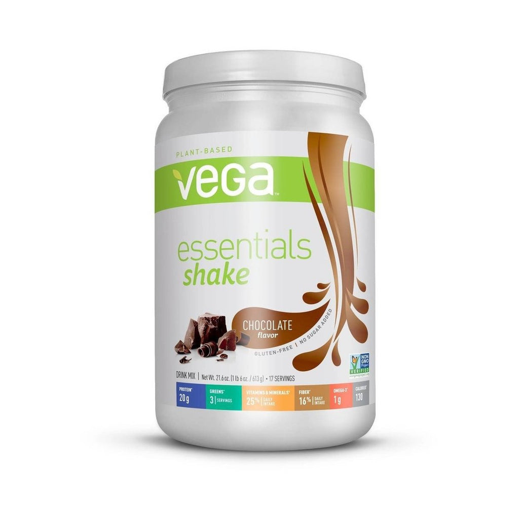 Vega Essentials Chocolate Nutritional Shake Powder-Food - Protein-Food-Unicorn Goods