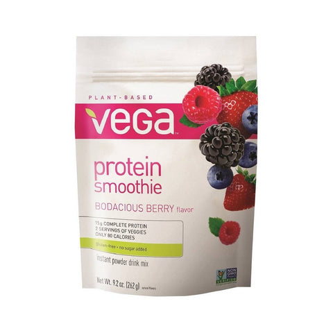 Vega Protein Smoothie Bodacious Berry Individual Pouch-Food - Protein-Food-Unicorn Goods