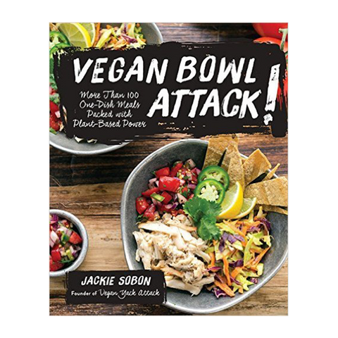 Vegan Bowl Attack!-Cookbook-Amazon-Unicorn Goods