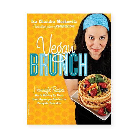 Vegan Brunch-Cookbook-Amazon-Unicorn Goods