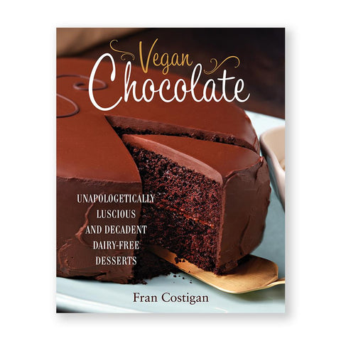 Vegan Chocolate-Cookbook-Amazon-Unicorn Goods