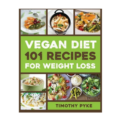 Vegan Diet: 101 Recipes For Weight Loss-Cookbook-Amazon-Unicorn Goods