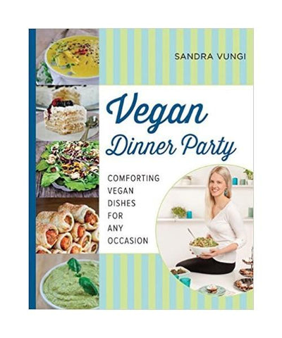Vegan Dinner Party-Cookbook-Amazon-Unicorn Goods