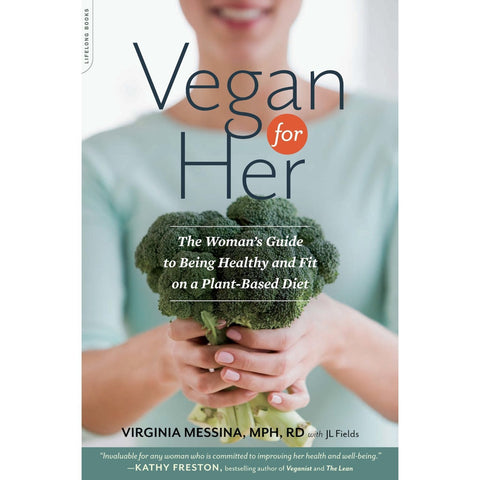Vegan for Her-Nonfiction-Unicorn Goods-Unicorn Goods