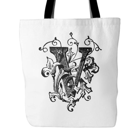 Vegan Love The Love Letter Tote Bag (2 colors)-Unisex Tote Bag-Vegan Love-Unicorn Goods