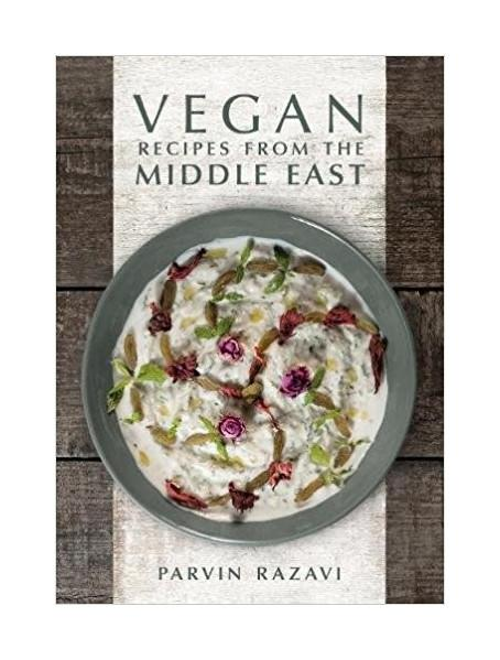 Vegan Recipes from the Middle East-Cookbook-Amazon-Unicorn Goods