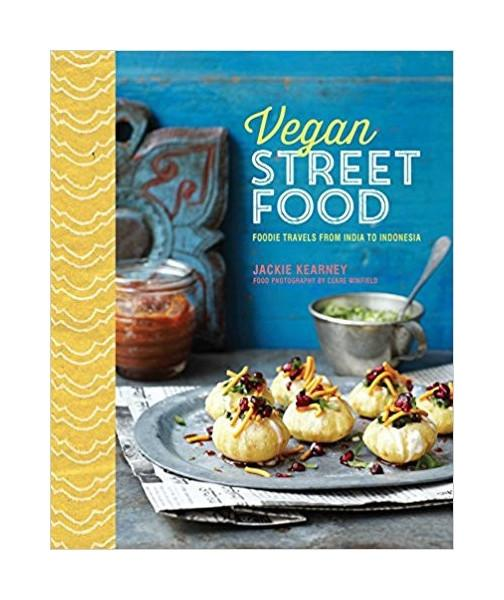 Vegan Street Food-Cookbook-Amazon-Unicorn Goods