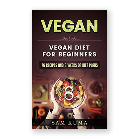 Vegan: Vegan Diet for Beginners-Cookbook-Amazon-Unicorn Goods