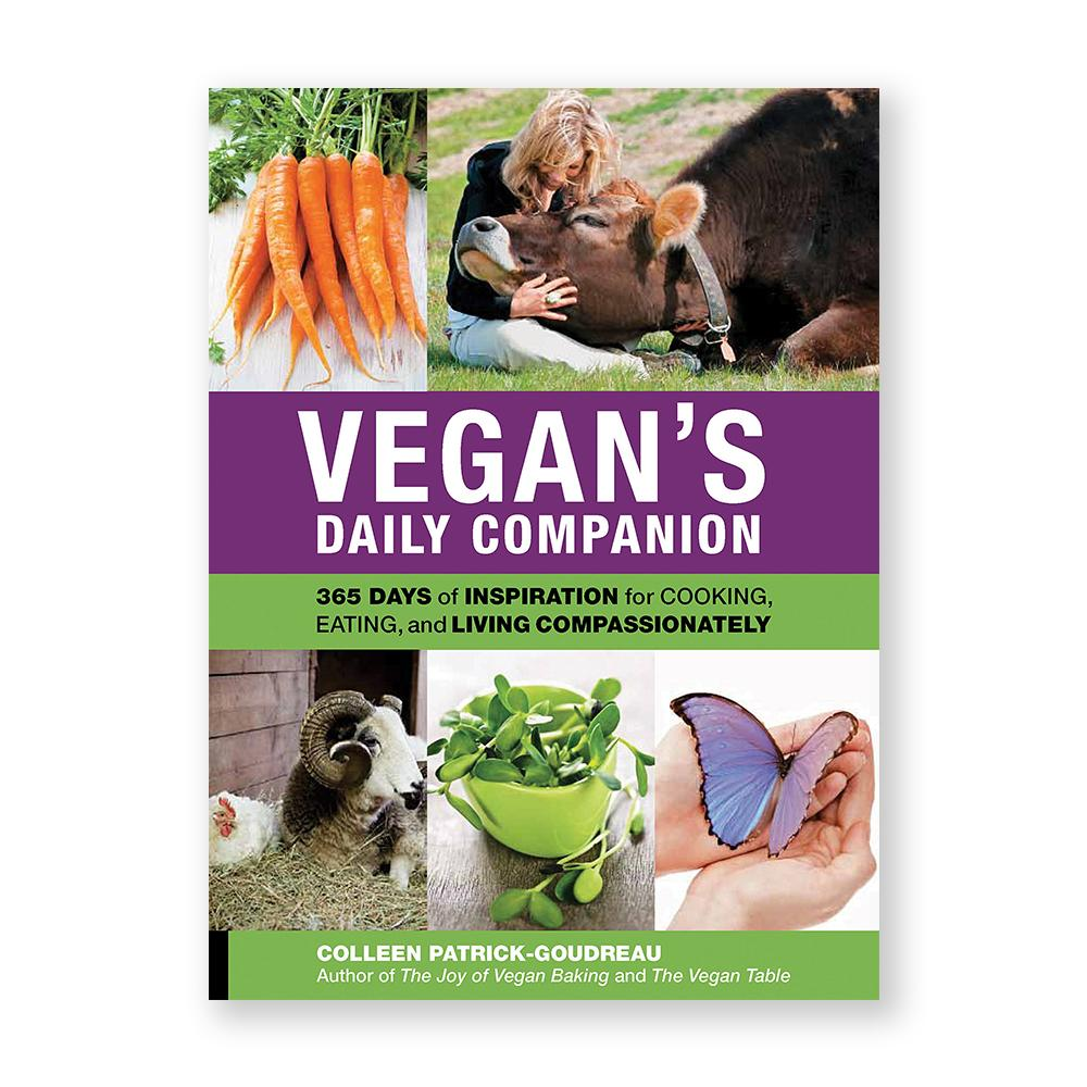 Vegan's Daily Companion-Writing-Amazon-Unicorn Goods