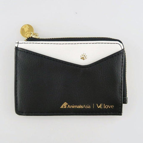 VElove Card Holder in Special Edition Black-Womens Wallet-VElove-Unicorn Goods