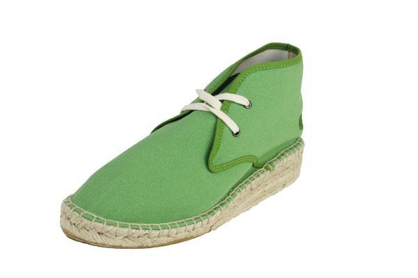 Vogas Women's Lime High Aspas Chukkas-Womens Sneakers-Vogas-Unicorn Goods