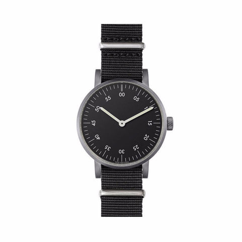 VOID Unisex Classic Black Analogue Watch-Unisex Watch-Nois-Unicorn Goods