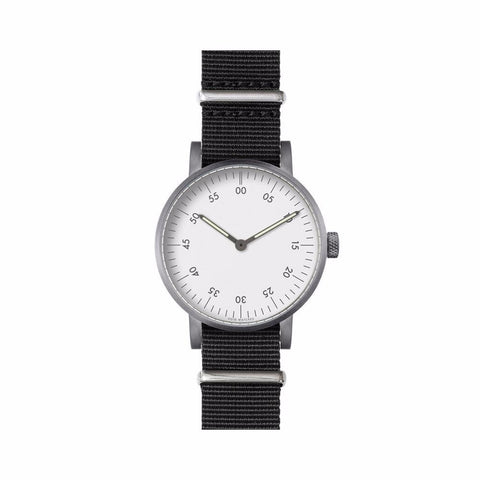 VOID Unisex Classic White Analogue Watch-Unisex Watch-Nois-Unicorn Goods