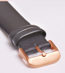Votch Watch in Dark Grey and Rose Gold-Unisex Watch-Votch-Unicorn Goods