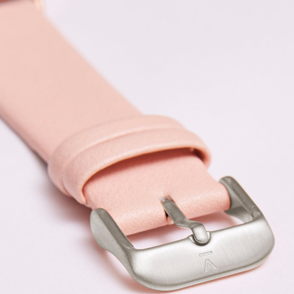 Votch Watch Pink and Silver Strap-Unisex Watch-Votch-Unicorn Goods