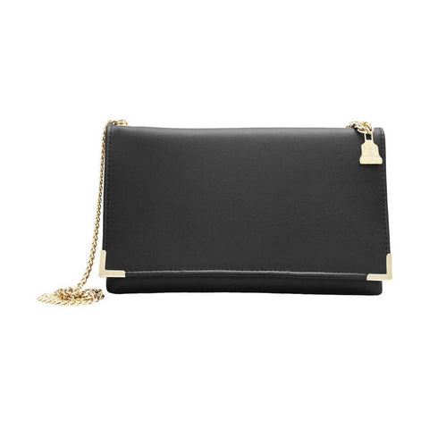 Wilby Clutch Purse in Black-Womens Clutch-Wilby-Unicorn Goods
